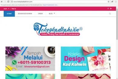Website Untuk Pindahmilik | Website For Sale