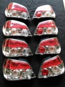 Subaru rear lamp