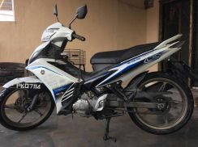 Yamaha 135 LC 2012 (June)