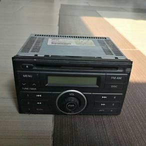 Grand livina standard radio