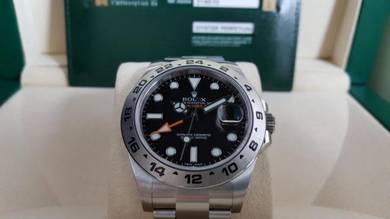 Rolex Explorer II-216570-Lux Watch