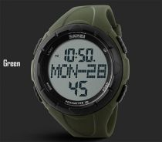 SKMEI 1122 Sport Watch, Pedometer Chronograph