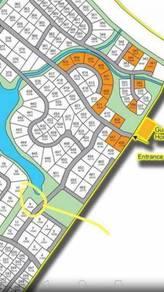 Ledang Height Nusajaya Bangalow Land (Below Market Value) 24 Security