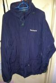 Thimberland hoodie jacket