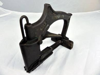 Antique fletcher no.2 stapler-like tool, made in