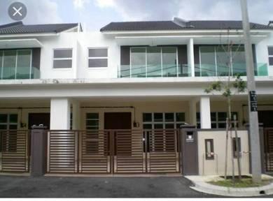 2 Story House In Lavender Heights Senawang Seremban