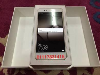 Huawei P10 whitegold Fullset