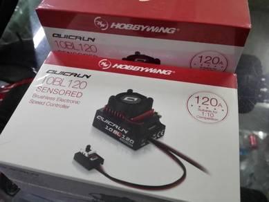 HobbyWing QuicRun Brushless Sensored 120A ESC