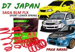 FLX FL BLM SV D7 JAPAN Sport Spring Lower SET 2