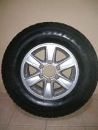 Rim 4x4 for frontier, pajero, hilux