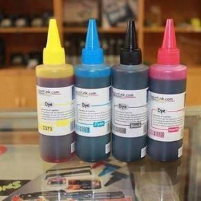 Membekal Ink Refill 100ml Pelbagai Jenis Warna