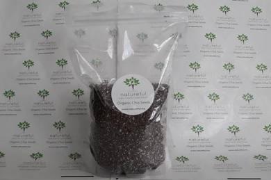 Organic Chia Seed 500gram