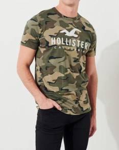 Hollister Iconic Camo Tee