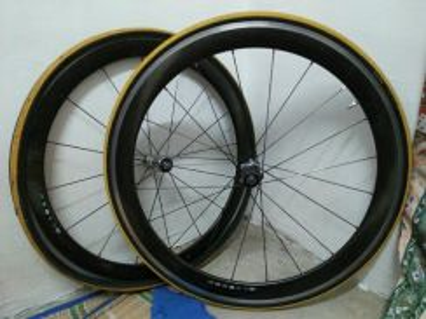 Wheelset dura ace c50
