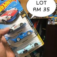 Hot wheels lot porsche