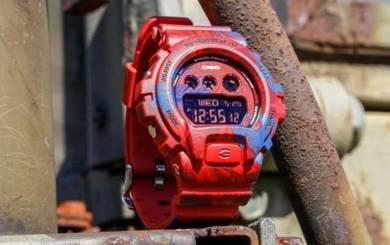 Watch - Casio G SHOCK GMDS6900F-4 - ORIGINAL