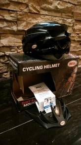 Size M , L Helmet BELL Basikal Bicycle - Factory