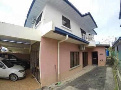 Bandar Seirra Terrace, Telipok. 2 storey Inter Corner