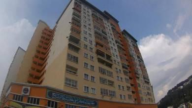 Apartment Residensi Bistaria at Jalan Hulu Kelang