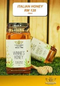 Winnie's Bee Farm Authentic Raw Italian honey