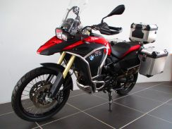 BMW F800GS unreg 2014