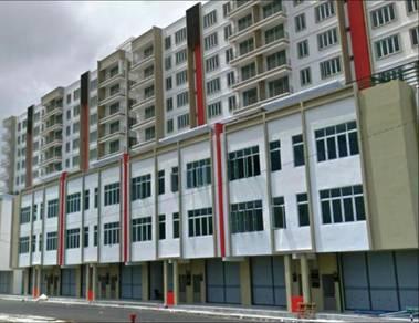 Mesra Jaya Triple storey Shop