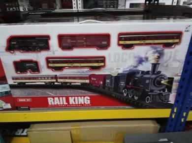 Rail king train