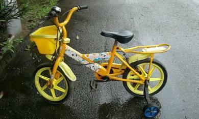 Basikal untuk kanak kanak