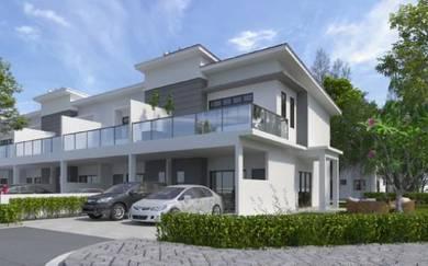 {Early bird cash RM23k] New Double storey below market, 10min to klia
