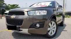 Used Chevrolet Captiva for sale