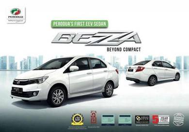 New Perodua Bezza for sale