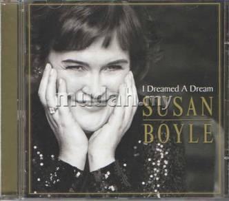 Susan Boyle - I Dreamed a Dream - New CD