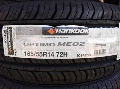165/55/14 Hankook K424 Tyre Tayar