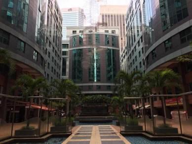 Megan Avenue 1 Commercial Office Jalan Tun Razak, Kuala Lumpur