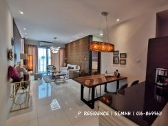 Furnished P' Residence Apartment (up to 25% off)