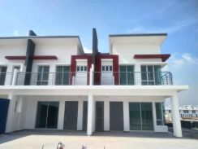 New Freehold Double Storey Terrace House Seremban PD S2 Lukut Mambau
