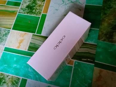 New (SEALED BOX) Oppo F9 RED Rom 64GB Selfie cmera