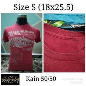 Star Wars 50/50 Tshirt