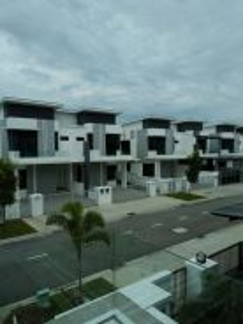 Garden Villa Bukit indah Cluster House Rent 2600