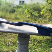 Spoiler LED honda city 2014 MODULO V2 (blue)