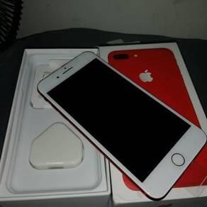 Iphone7plus red