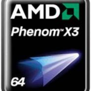 AMD Phenom X3 8450 2.1Ghz
