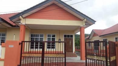 Rumah Semi-D Kuala Terengganu