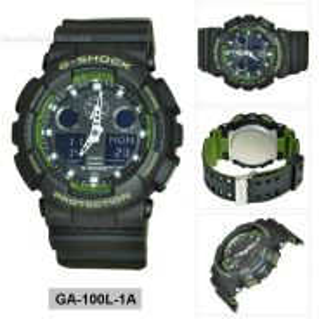 [Ori 100%] Exclusive G-Shock GA-100L-1A Gshock