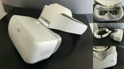 DJI Goggles with official Sling Bag