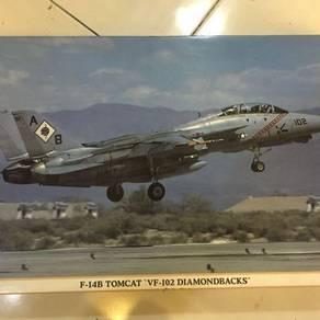Hesagawa F-14B Tomcat Hobby Kits