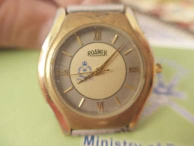 Roamer Quartz Watch