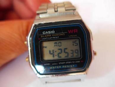 Casio A159W Quartz Watch