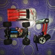 WL Toys A979-B RC car