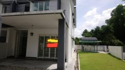 [CORNER LOT/ EXTENDED] Nilai Impian, NON BUMI LOT, CHEAPEST